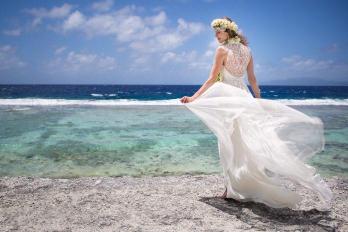 Bora Bora svatba