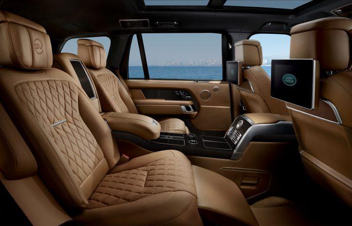 Land Rover Ultimate Interior